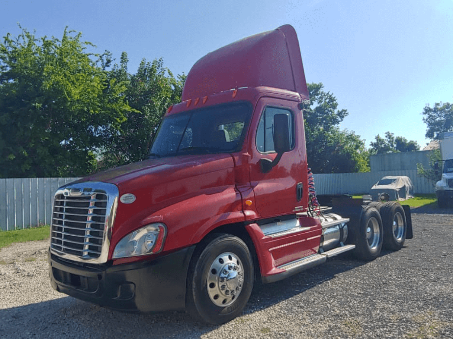 Freightliner Cascadia Conventional Day Cab Truck Houston TX